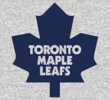 Maple Leafs by sooj7