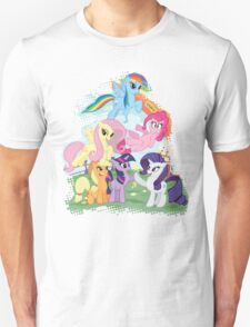 My Little Pony Group shot T-Shirt