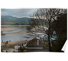 Estuary from Portmeirion Poster