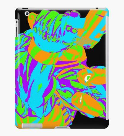 Neon Deadpool iPad Case/Skin