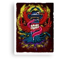 Octotempusasus Canvas Print