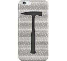 The Shawshank Redemption - Salvation lies within iPhone Case/Skin
