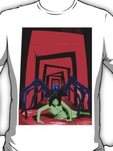 Cabinet of the Tarantula  T-Shirt