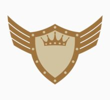 Wings King Shield by Style-O-Mat