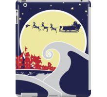 Spooky Christmas Night iPad Case/Skin