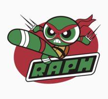 Powerpuff Raph by DJKopet