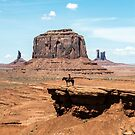 John Ford Point, Monument Valley. by philw