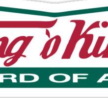 King `o Kings Sticker
