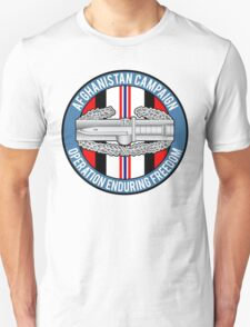 OEF Combat Action Badge T-Shirt