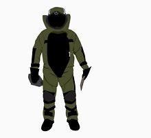 Military Bomb Suit Unisex T-Shirt