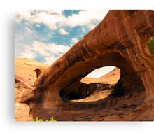 Mystery Valley/Monument Valley Canvas Print