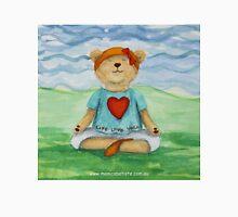 Live Love Yoga Bear  T-Shirt