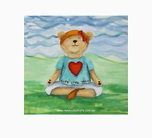 Live Love Yoga Bear  Unisex T-Shirt