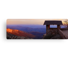 The Horn, Mt Buffalo, Victoria, Australia Canvas Print