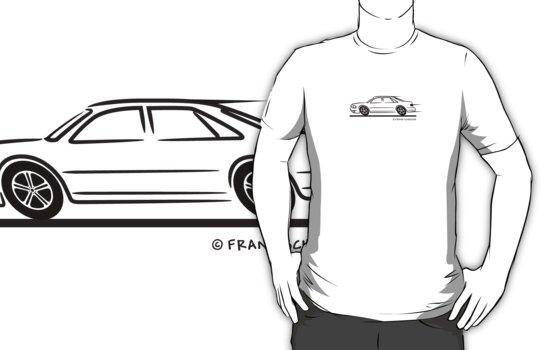 Speedy Audi A8 by Frank Schuster