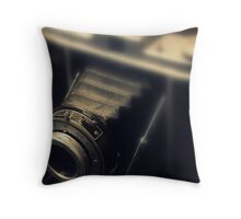 The Night Grows Pale Throw Pillow