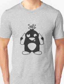 Drunken Party Penguin T-Shirt
