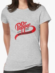 dr pepper Womens Fitted T-Shirt