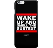 #ShipIt iPhone Case/Skin