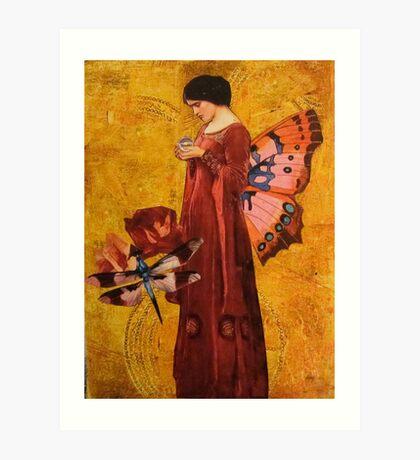 Ariella Art Print