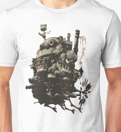 Robotic Castle Unisex T-Shirt