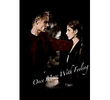 Spike And Buffy - Once More With Feeling Photographic Print