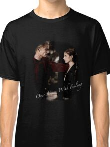 Spike And Buffy - Once More With Feeling Classic T-Shirt