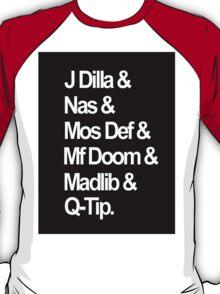 HIP HOP LEGENDS T-Shirt