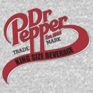 Dr. Pepper (smaller print) by heydenrijk