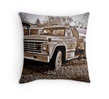 Ford Tough Throw Pillow