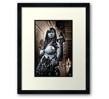 Cyberpunk Photography 047 Framed Print