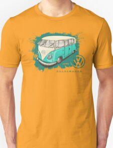 Splitty - Volkswagen Kombi T-Shirt