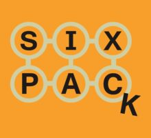 Super Six Pack by CrookBu41