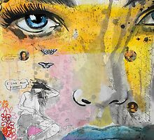 I love not knowing by Loui  Jover