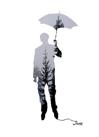cloudman by Loui  Jover