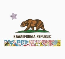 Kawaiifornia Republic. by RJtheCunning