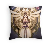 """The Princess of Destiny"" Throw Pillow"