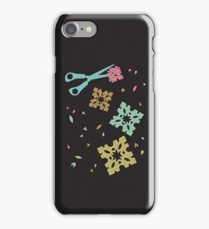 Paper and Scissors iPhone Case/Skin