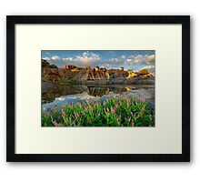 Summer Dells Framed Print