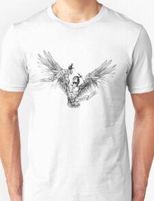 Zyzz - Winged Tee 2 T-Shirt