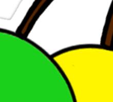Lemon&Lime Productions Cherry Logo Sticker