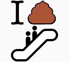 I Poop Escalator T-Shirt