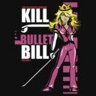 Kill Bullet Bill (Black & Magenta Variant) by ShayLeiArt