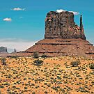 Monument Valley, Utah by philw