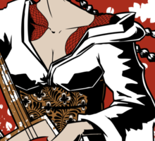 The Return of the Red Autumn Vengeance Sticker