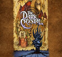 Dark Crystal Iphone  by Elijah Gomez