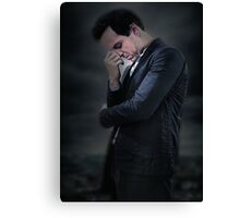 Moriarty - Sherlock BBC Canvas Print