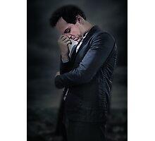 Moriarty - Sherlock BBC Photographic Print