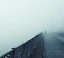 Cycling away by RnDmPhoto