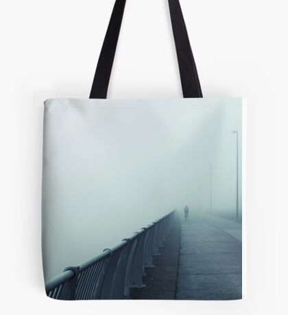 Cycling away Tote Bag